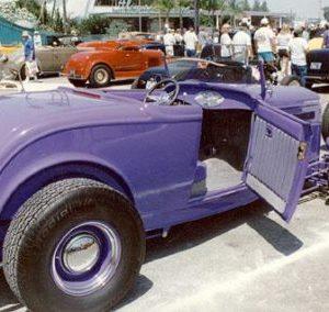 1932 Ford Roadster Body – Custom