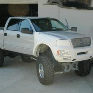 Ford F-150/1997 and Up Front Fenders 2004 and Up
