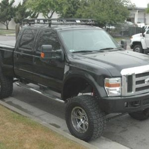 Ford Bumper and Roll Pans 2008 F250 / 350