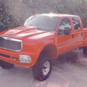 Ford Bumper and Roll Pans 1999-'03