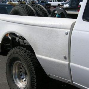 Ranger Bedsides – 1993- '03 – Short Bed 4″ Bulge