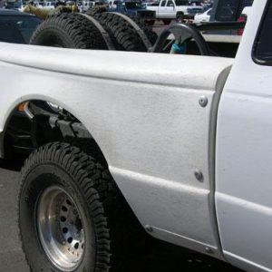 Ranger Bedsides – 1983- '92 – Short Bed 4″ Bulge