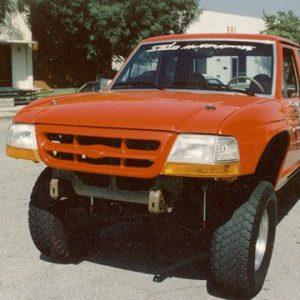 Ranger – 1984- '92 Conversion 2003 Style – Front Fenders 4″ Bulge