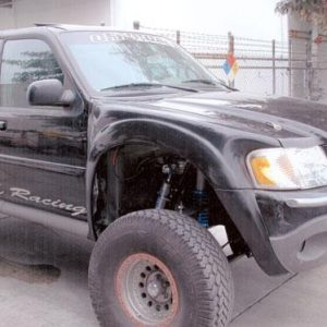 Sport Trac Front Fenders 2001- '06