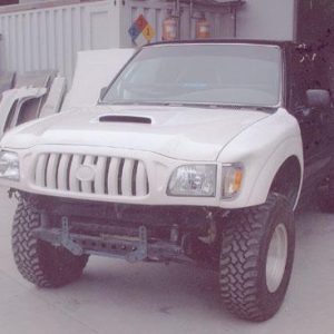 Toyota Pick-Up Front Fenders – 1989-'95 / SR5 – SR5 To 2003 Tacoma Conversion