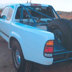 Toyota Tundra Bedsides – 1999- '03 – Long Bed 5″ Bulge