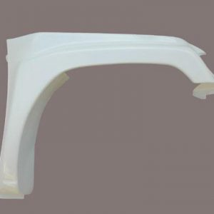 Nissan Xterra – 2005 and Up – Front Fenders 4″ Bulge