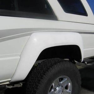 Toyota Pick-Up Bedsides – 1984-'88 – 4 Runner Rear Flares