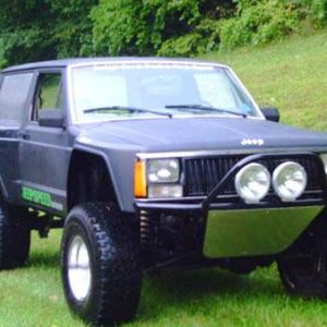 Jeep Cherokee/Comanche – Front Fenders 6″ Flare