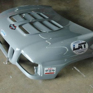 Ranger – 1989- '04 – Edge Conversion with Louvre's and Edge Grill (stock headlights)