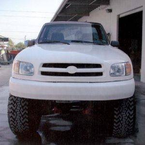 Toyota Pick-Up 1-Piece Fronts – 1984- '88 – Tundra Conversion- Use's Stock Headlights